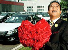Bán Toyota Camry kiểu Trung Quốc