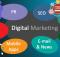 """Kênh nào trong Digital Marketing được """"ưu ái"""" nhất?"""