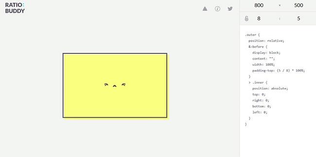 RatioBuddy – Công cụ tính toán hữu ích cho nhà thiết kế