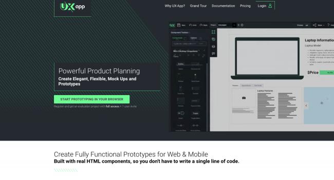 Những công cụ Thiết kế UX hữu ích cho bạn