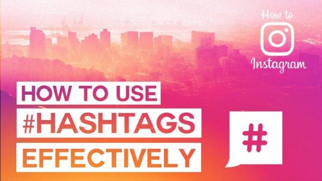 Đã đến lúc update chiến lược hashtag Instagram của bạn rồi đấy
