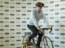 """""""Share The Road"""" - Thiết bị VR dành riêng cho người đi xe đạp"""