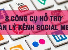 8 công cụ hữu ích giúp Marketer quản lý social media ngay trên di động
