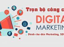 Tổng hợp công cụ hữu ích cho dân Digital Marketing, SEO và MMO