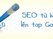 """Chuyên gia bật mí 100 tips SEO từ khóa """"lên đỉnh"""" Google"""