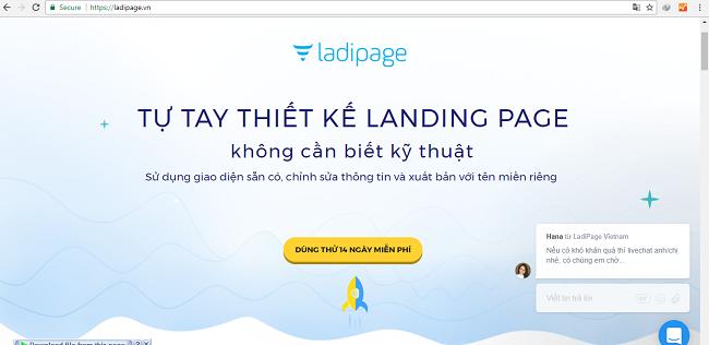 Nền tảng landing page nào cho chiến dịch marketing online hiệu quả: LadiPage hay InstaPage?